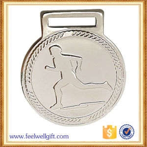Newest 2017 Stamping Iron Metals Running Marathon Medal pictures & photos