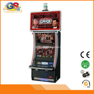 Gambling Game Betting Slant Top Slot Casino Slot Machines for Sale pictures & photos