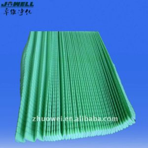 Disposable Pre Air Filter Metal Mesh Media Pack pictures & photos