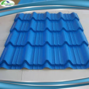 Spanish Style Synthetic Resin Roof Tile Sheet pictures & photos