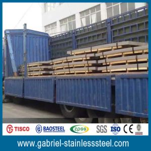 China Stainless Steel Sheet 316L 304 321 pictures & photos