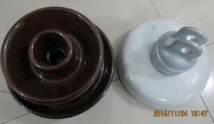 China Cap and Pin Type Suspension Porcelain Composite Insulator pictures & photos