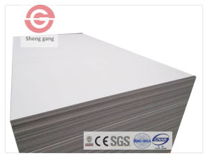 Fire Resistant Insulation Material Fiber MGO Board pictures & photos