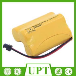 Ni-CD 3.6V 900mAh AA Rechargeable Battery Packs
