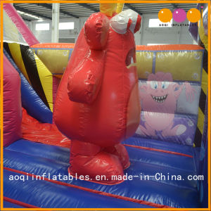 Giant Monster Theme Inflatable Fun City Playground for Kids (AQ01570) pictures & photos