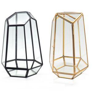 Latest Wedding Decoration Geometric Glass Terrariumfor Flower pictures & photos