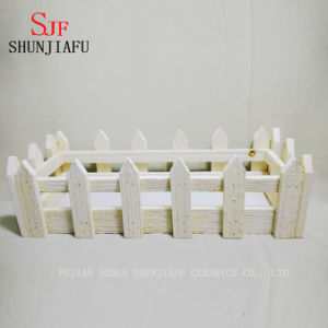 Modern Home Decorative Square Wooden Flower Box for Succulent Plant pictures & photos