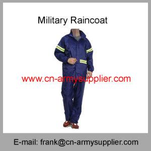 Traffic Raincoat-Duty Raincoat-Police Raincoat-Army Raincoat-Military Raincoat pictures & photos