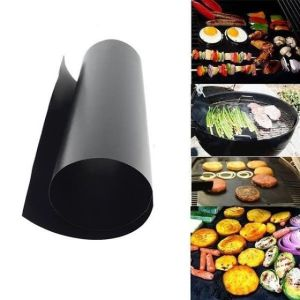 PTFE BBQ Liner Grill Mat Teflon Sheet Cook Sheet for Non Stick pictures & photos