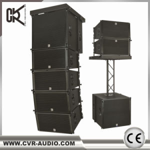 Party Speakers Active Speakers 500watt Powered Subwoofer Line Array pictures & photos