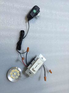 DC12V UL in-Wall Dimmer Switch LED Slide Dimmer pictures & photos