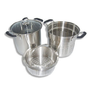 Factory Price Large Diameter Stainless Steel Soup Pot pictures & photos