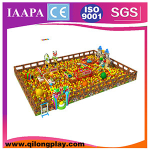 2016 New Children Playground Indoor Palyground pictures & photos