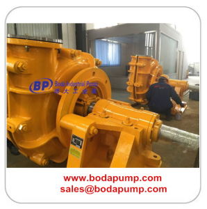 Low Maintenance Slurry Pumps for Mining pictures & photos