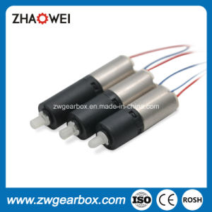 6mm Od 3V 60gf. Cm Small DC Gear Motor pictures & photos