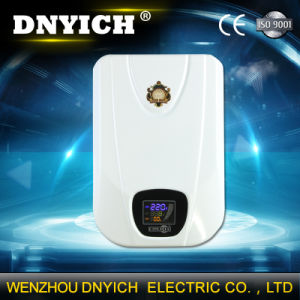 Tsd 3000W 3kVA Single Phase LCD Automatic AC Voltage Regulator/Stabilizer/AVR pictures & photos