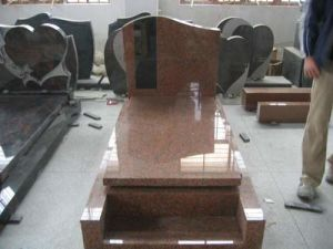 Cheap Price Marble Tombstone, Marble Monument, Headstone for Memorial pictures & photos