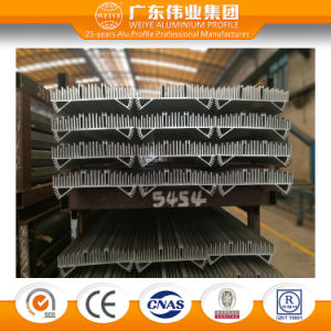 Industrial Profile Heat Sink Aluminium Extrusion Profile pictures & photos