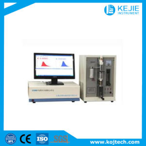 High-Tech Anti-Interference Infrared Carbon Element Analyzer/Sulfur Analyzer pictures & photos