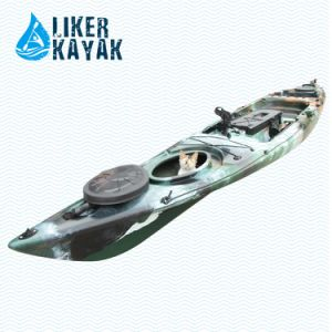 4.3m PE Single Seat Pesca by Liker Kayak pictures & photos