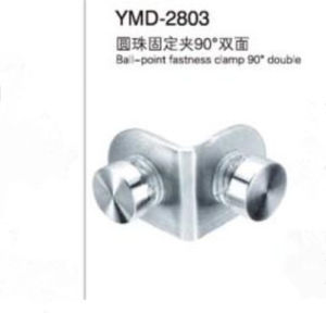 Glass Door Stainless Steel Hardware Fittings Fatness Clamp pictures & photos