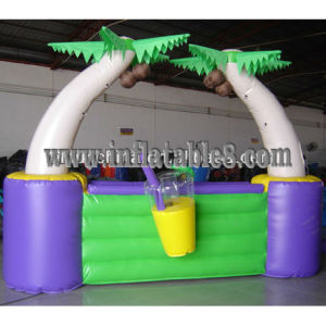Inflatable Standing Bar Counter Booth Tent pictures & photos