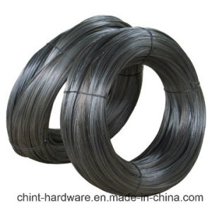 Soft Black Annealed Iron Wire Used in Construction High Quality Low Carbon Iron Wire Tie Wire Manufacturer Supply pictures & photos