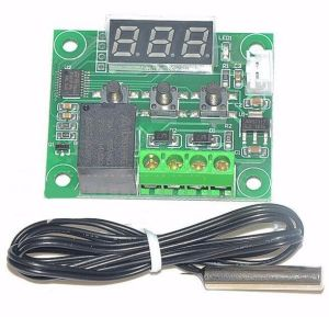 DC12V Heat Cool Temp Thermostat Temperature Control Switch Temperature Controller Thermometer Thermo Controller pictures & photos