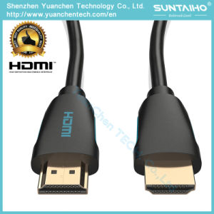 4k High Speed HDMI Cable 2.0 Version pictures & photos