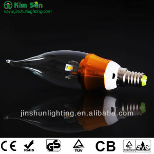Cheap Price LED Candle Light C37 E14 pictures & photos