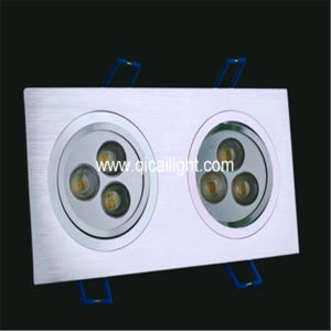 5X1w High Power LED Downlight pictures & photos