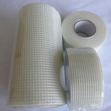 Drywall Self Adhesive Mesh Tape for Jointing Usage 50mm*75m/Cheap Fiber Glass Tape pictures & photos