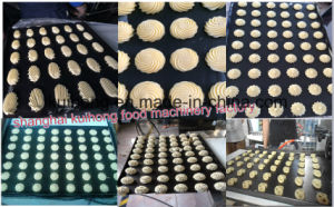 Kh-400/600 Popular Small Cookie Machine pictures & photos