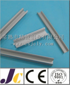Decoration Aluminum Profile with Silver Anodizing (JC-P-84069) pictures & photos