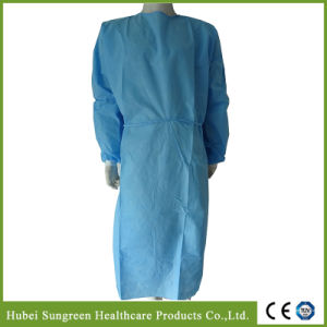 SMS Non-Woven Surgical Gown, Medical Gown pictures & photos
