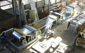 Metal Steel Coil Slitting Machine pictures & photos
