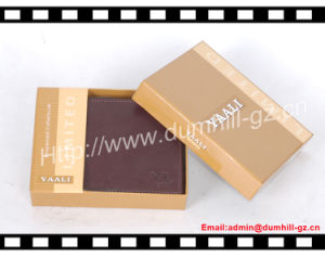 High Quality Leather Wallet Gift Set for Business Man pictures & photos