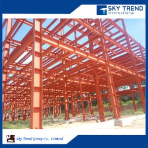 Fabricated Steel Structure Warehouse pictures & photos
