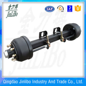13t Capacity English Type York Design Square Rear Axle pictures & photos