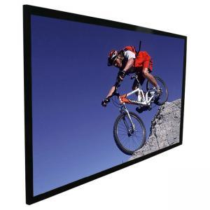 Home Cinema Curved Fixed Frame Projector Screen / Projection Screen pictures & photos