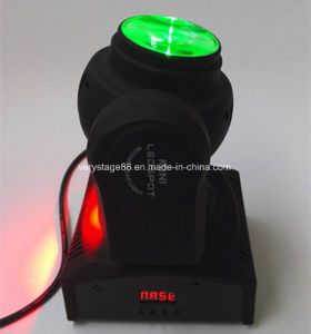 Double Faces LED Beam Wash Moving Head Light pictures & photos
