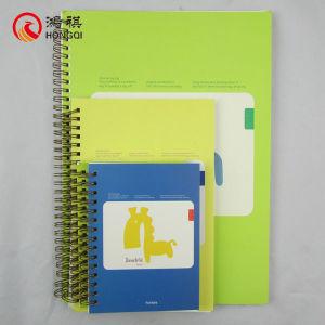 A4/A5/A6 Spiral Notebook pictures & photos