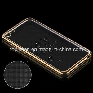 Brand New Shockproof Electroplated Phone Case for Vivo X7 pictures & photos