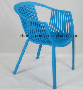 Plastic PP Living Room Dining Chair, Garden Coffee Chair (LL-0067) pictures & photos