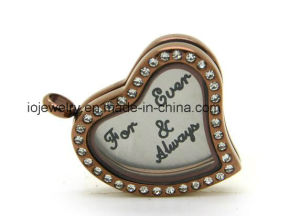 Love Heart Locket Pendant Necklace pictures & photos