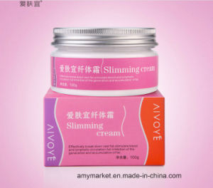 Afy Body Slimming Cream Effectively Break Down Fat Weight Loss Cream for Hand Arm Waist Leg pictures & photos