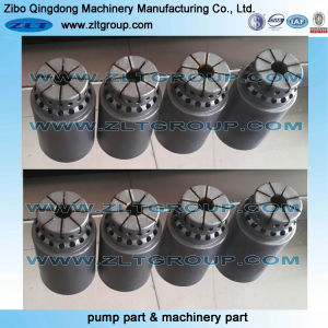 OEM Industrial Bronze/Ductile/Grey Iron Casting Parts with Sand Blasted pictures & photos