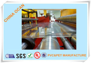 Super Clear Rigid PVC Sheet for Box Window pictures & photos