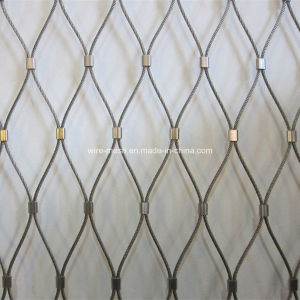 Stainless Steel Wire Woven Rope pictures & photos