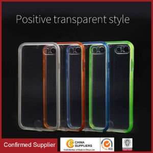 360 Degree Front and Back Soft TPU Waterproof Protective Case pictures & photos